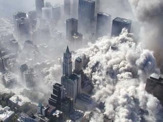 обои Usa  - 11 сентября 2001 фото