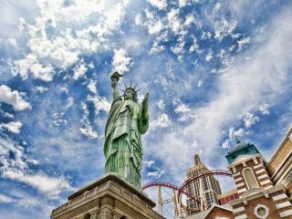 обои Statue of liberty фото