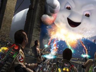 обои Games Ghostbusters фото
