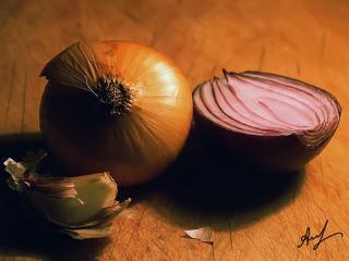 обои Полторы луковицы фото