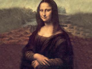 обои Mona Lisa фото