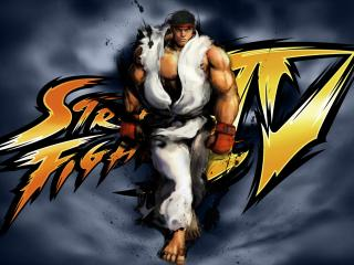 обои Street Fighter IV fighter in kimono фото