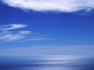 обои Голубой горизонт фото