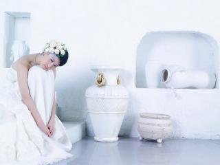 обои Weddings White dress фото