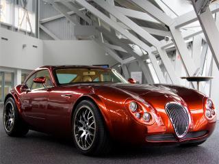 обои Крутой красный автомобиль фото