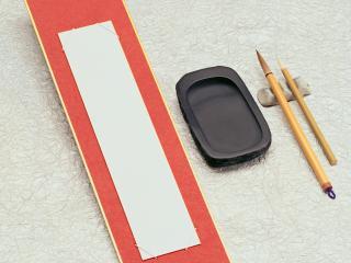 обои Японские принадлежности для письма фото
