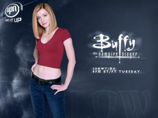 обои Баффи - истребительница вампиров фото