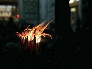 обои Китайские ароматические палочки фото