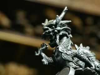 обои Китайский дракон фото