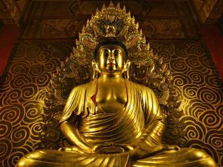 обои Китайский бог фото