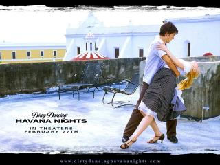 обои Dirty Dancing: Havana Nights фото