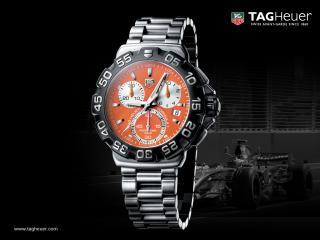 обои Стильные наручные часы в мощном противоударном корпусе фото