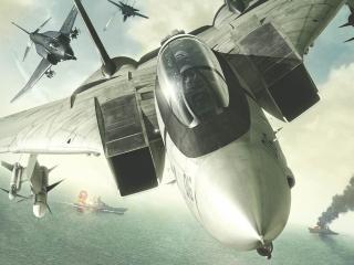 обои Ace Combat 5 фото