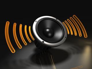 обои 3D-graphics Surround sound фото