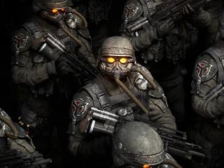 обои Clones army фото