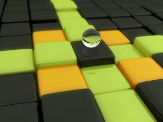 обои 3D-graphics Buttons фото