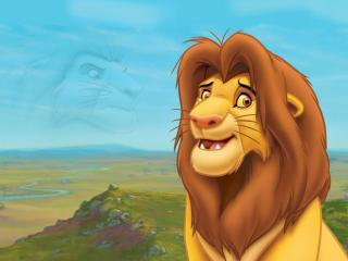 обои Мультфильм Король Лев фото