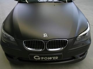 обои BMW 5 G-Power фото