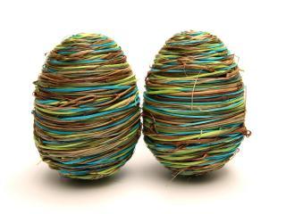 обои Unusual Easter eggs фото