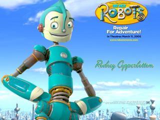 обои Роботы фото