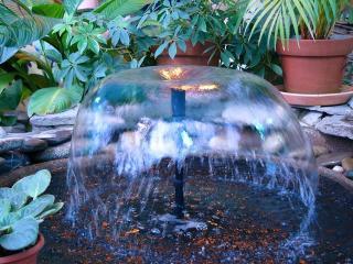 обои Журчание фонтана фото