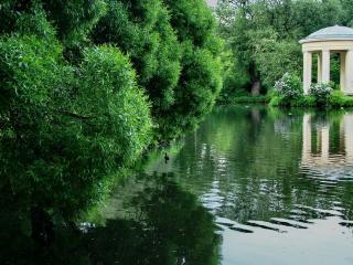 обои Екатерингофский парк фото
