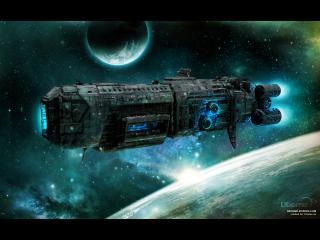 обои OGame starship фото