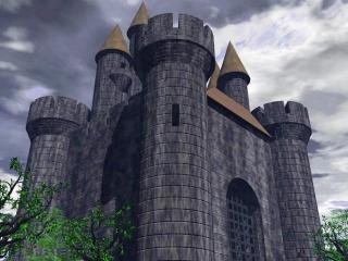 обои Средневековые замки фото