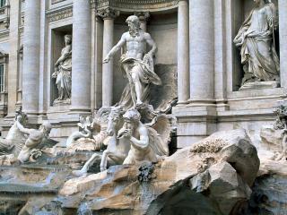 обои Скульптуры Рима фото