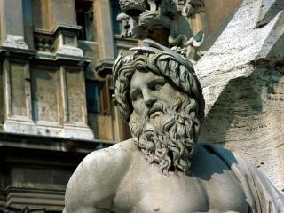 обои Статуя Зевса фото