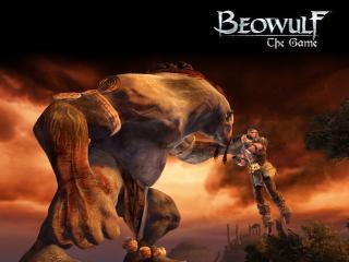 обои The game Beowolf фото