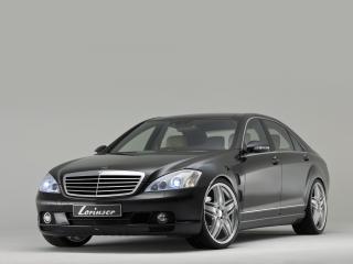 обои Mercedes lorinser фото