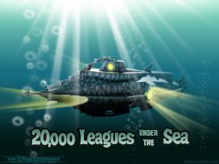 обои 20000 Leagues Under the Sea фото