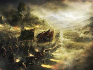 обои Empire Total War фото