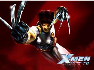 обои X-men legends 2 rise of apocalypse фото