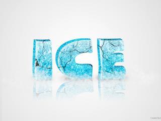 обои Логотип мультфильма Ледниковый Период фото
