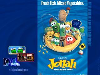 обои Приключения пиратов в стране овощей фото