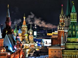 обои Москва, кремль фото