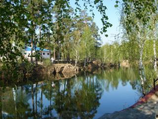 обои Парк Гагарина фото