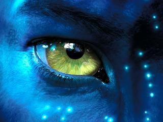 обои Всевидещее око аватара фото