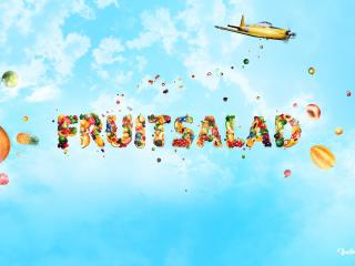 обои Wallpapers - Fruitsalad фото