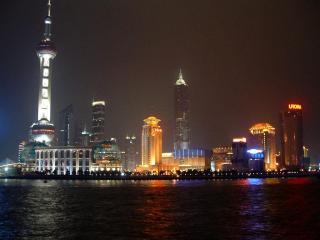 обои Шанхай фото