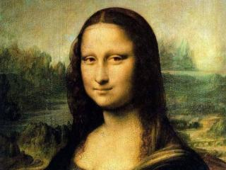 обои Леонардо Да Винчи - Мона Лиза (Джоконда) фото