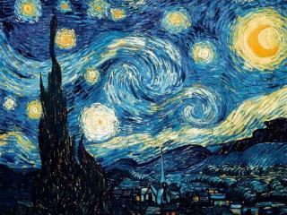 обои Звездная Ночь фото