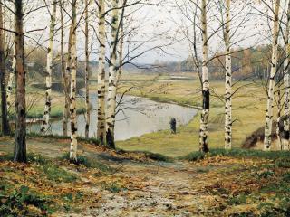 обои Ефим ВОЛКОВ  Октябрь. 1883 фото