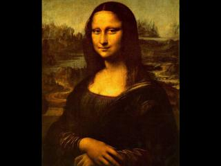 обои Леонардо Да Винчи - Джоконда фото