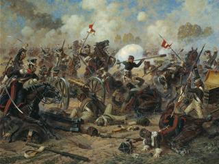 обои Подвиг Генерала Костенецкого фото