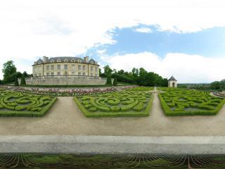 обои Вилла с загадочными парками-лабиринтами фото