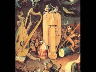 обои Hieronymus Bosch - Сад наслаждений, Ад фото