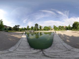 обои Городской парк в бедных районах фото